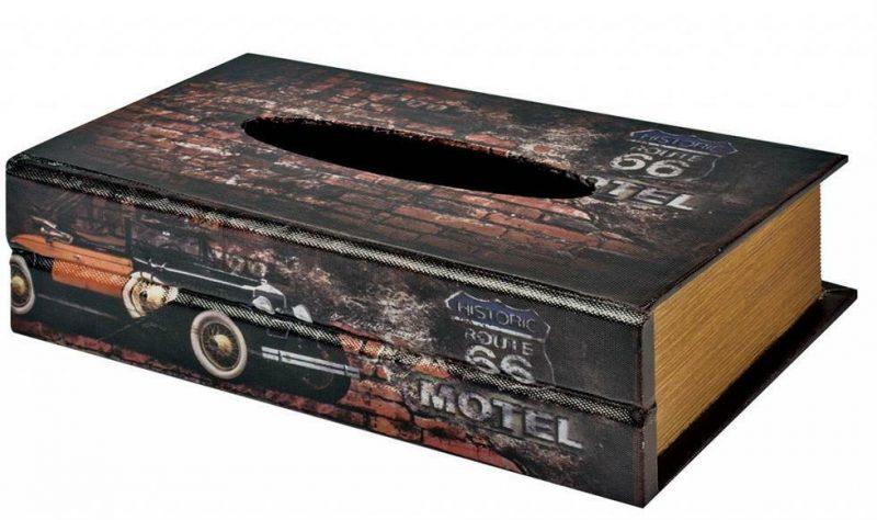 Tissue Box Classic Car