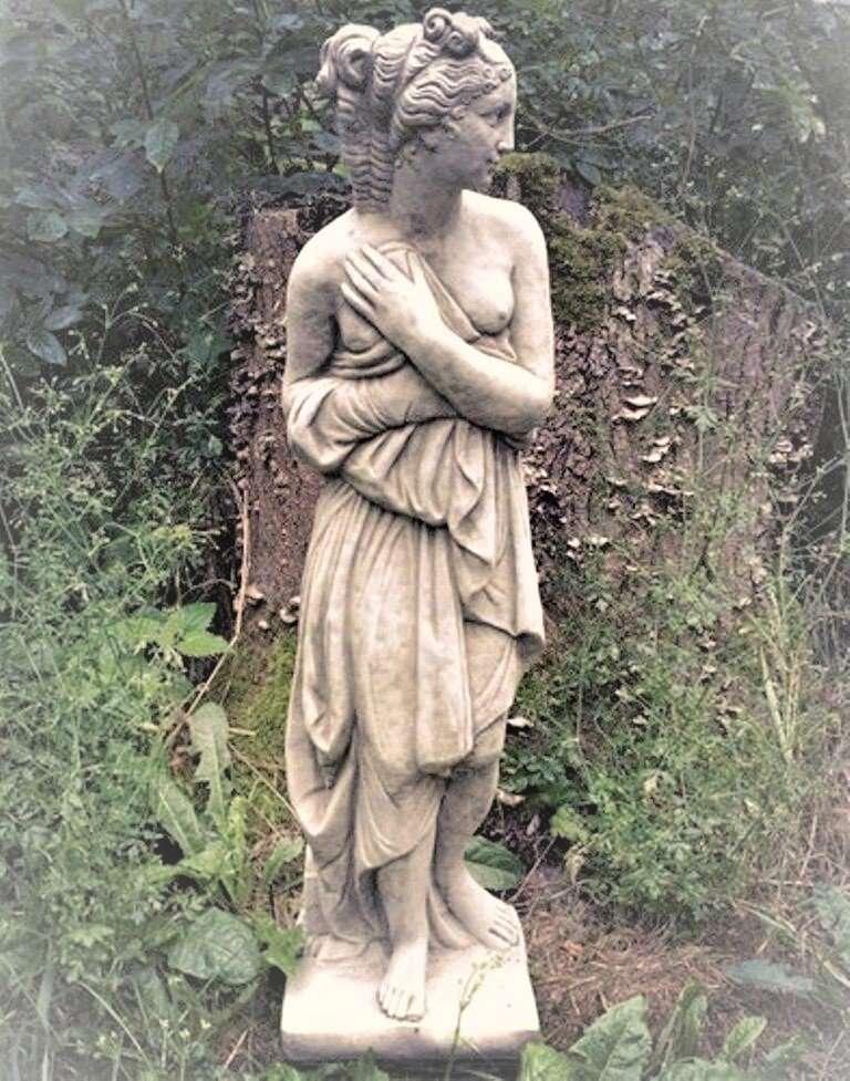 Garden Greek Goddess Statue