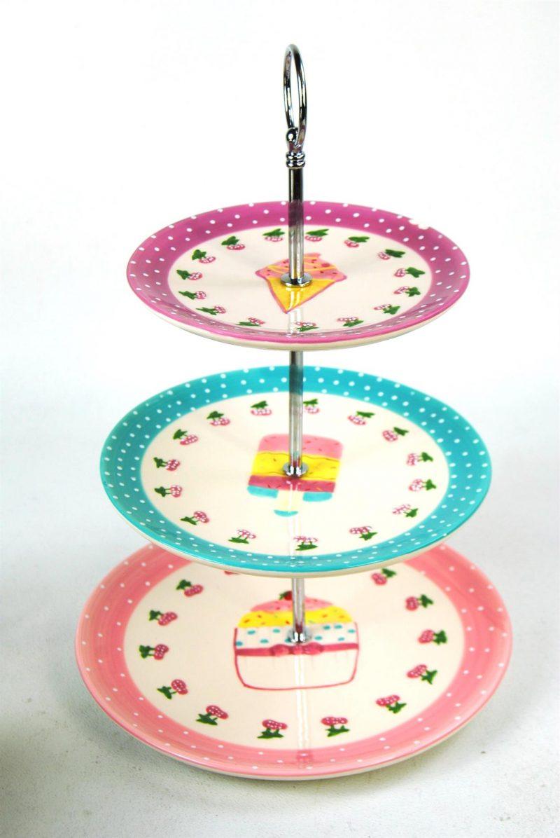 Cupcake Design Cake stand