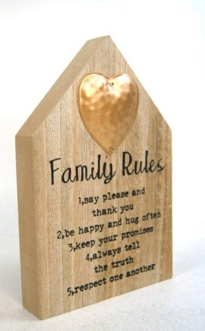 -Plaques- House & Home