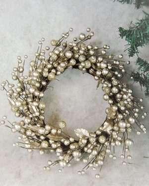 -Christmas- Wreaths & Garlands