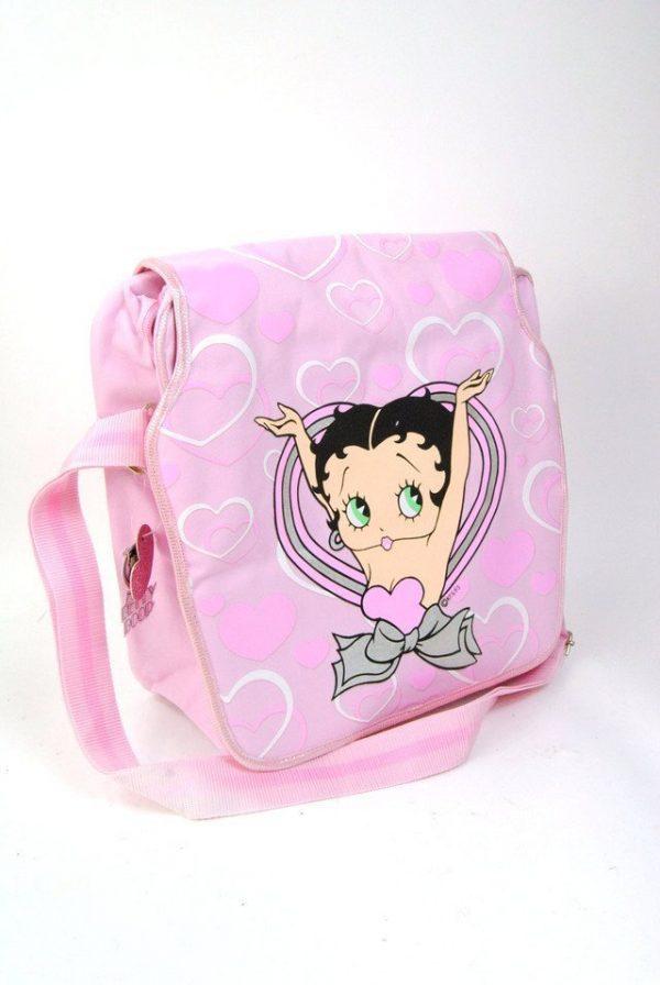 Betty Boop Satchel Bag