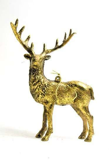 deer stag Christmas decorations