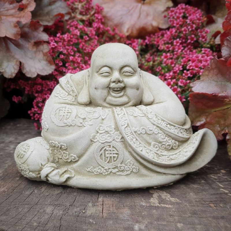 Garden Lucky Laughing Buddha