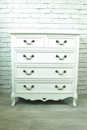 French Inspired Drawer Unit