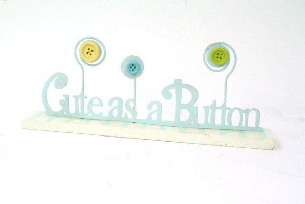 Babies Photo memory holder.