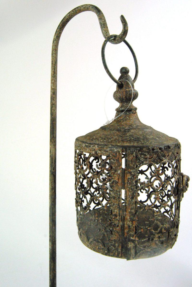-Garden lighting & candle holders