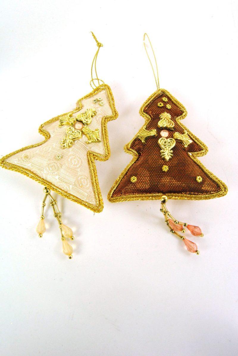 Bronze Tree Christmas decorations