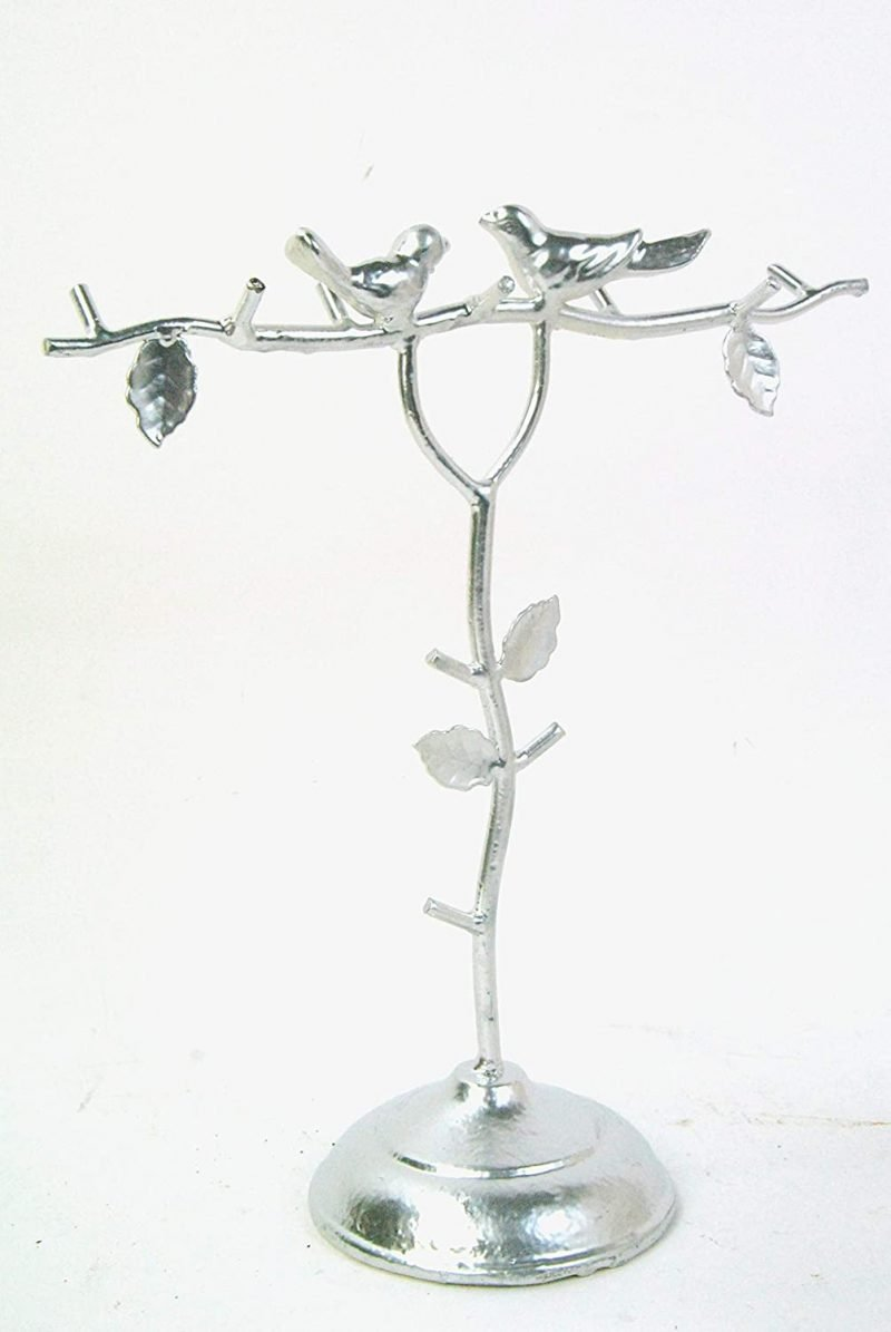 Silver Jewellery Tree Stand