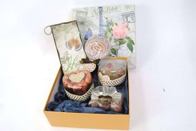 Soap Gift Box Set