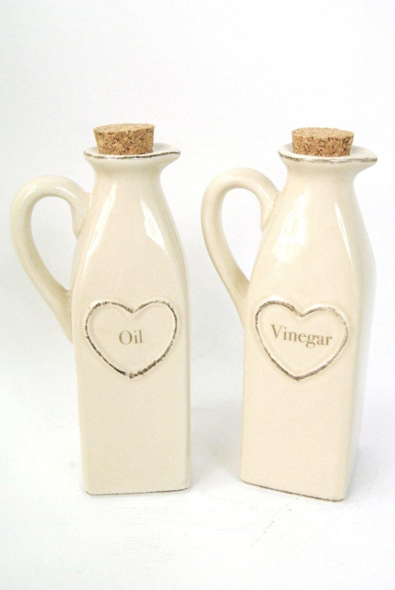 Oil Vinegar Bottle Set