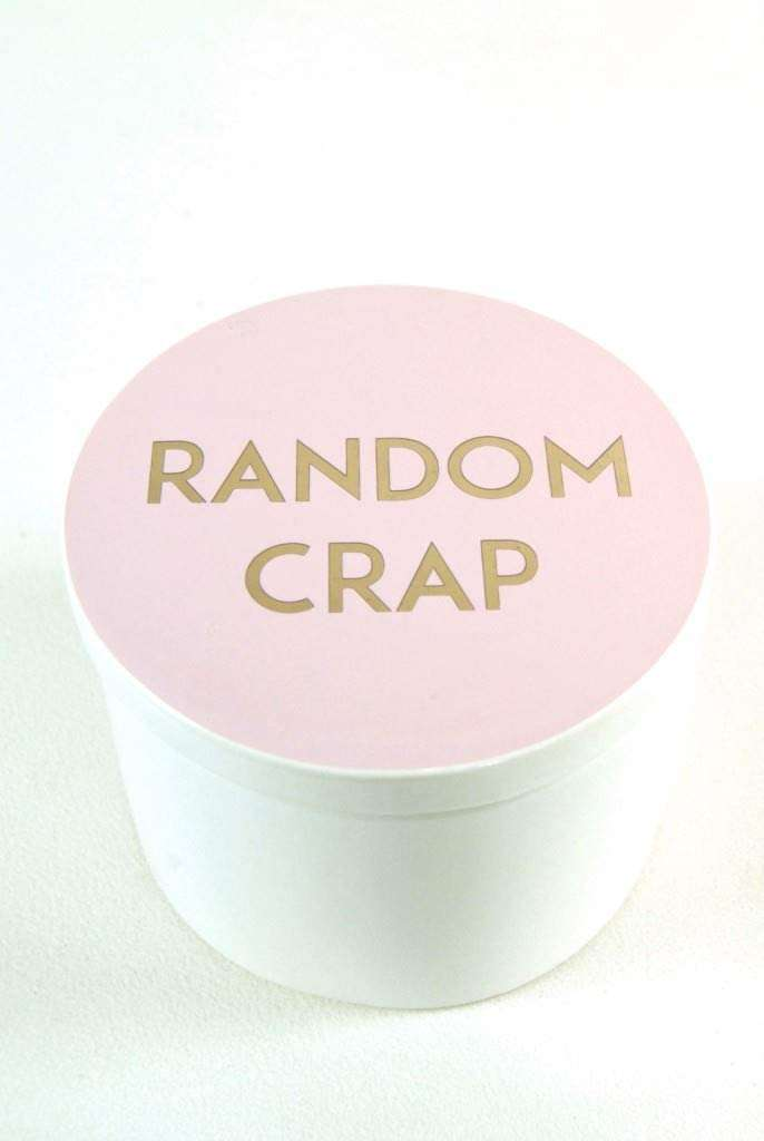 Random Crap storage Box