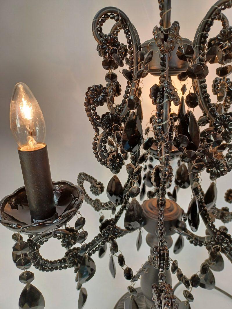 Black Table Lamp Chandelier