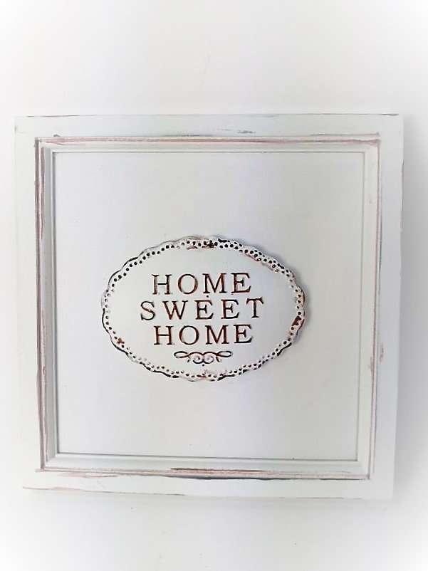 White Home Sweet Home